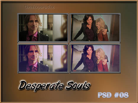 PSD 10 | Desperate Souls
