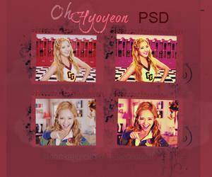 Oh Hyoyeon | PSD