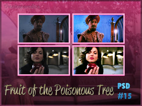 PSD 15 | Fruit of the Poisonous Tree