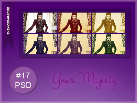 PSD 23 | Your Majesty