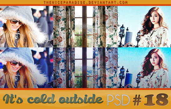 PSD 18 | It's cold outside