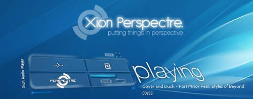 Xion Perspectre by poopfaceneedaname