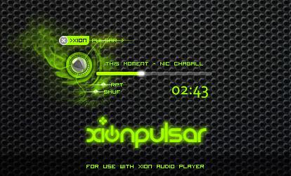 Xion Pulsar by poopfaceneedaname
