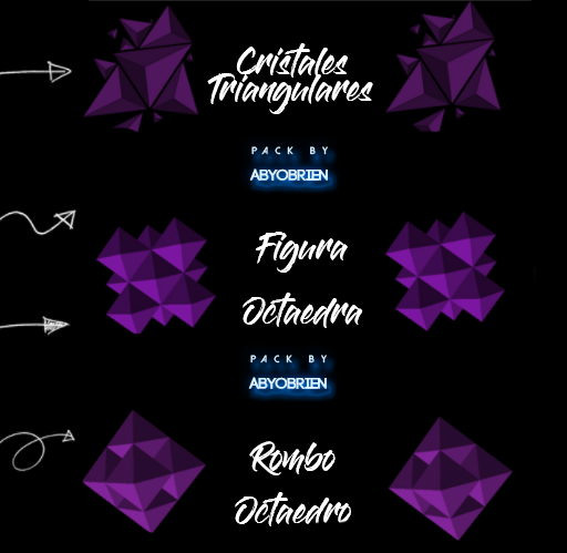 Figuras Geometricas Brushes Pack By Abyobrien On Deviantart