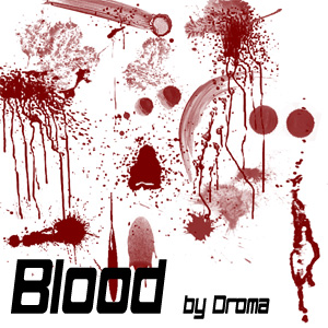 Blood Brushes (UPDATED May 1)
