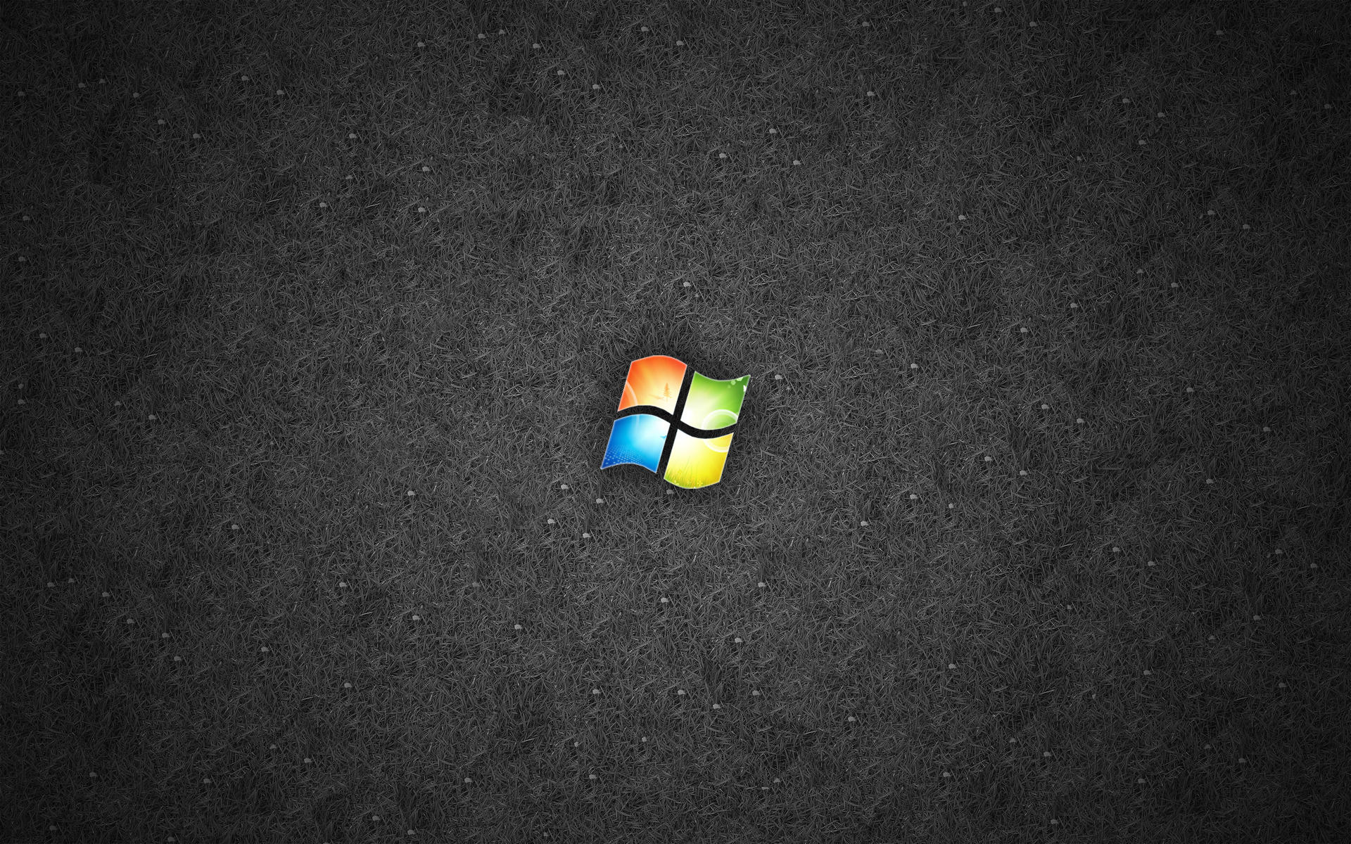 Windows Wallpaper HD No Color by CezarisLT