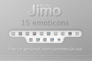 Jimo Retro by ebcube