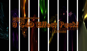 NEW C4d Effect Pack II by Lordsiyei