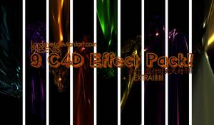 NEW C4d Effect Pack II