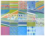 100 x 100 scrapbook textures