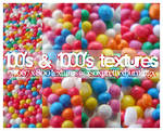 100s and 1000s textures