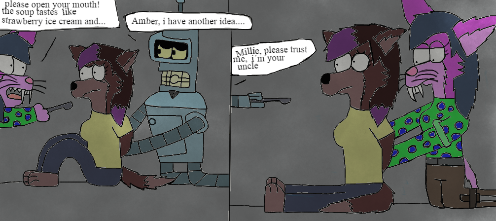 madness and fears part 76 by AlternateReality56