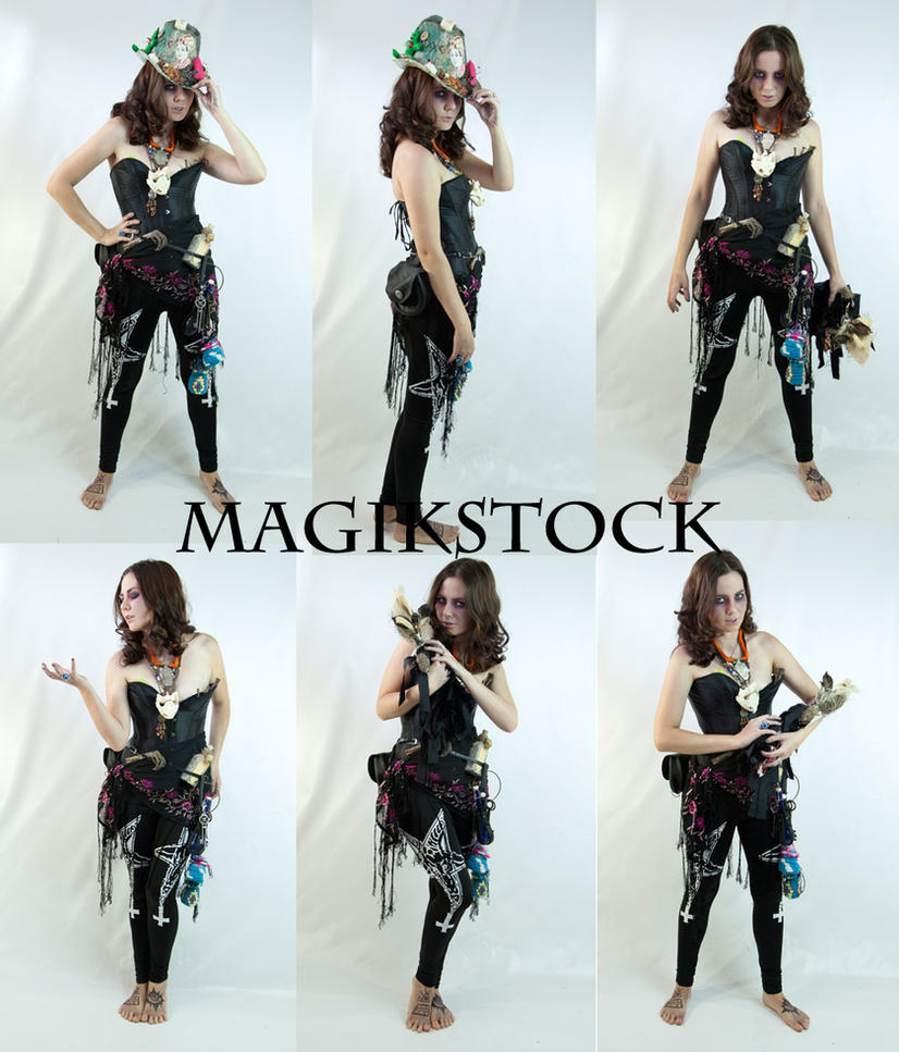 hoodoo set 1 by magikstock
