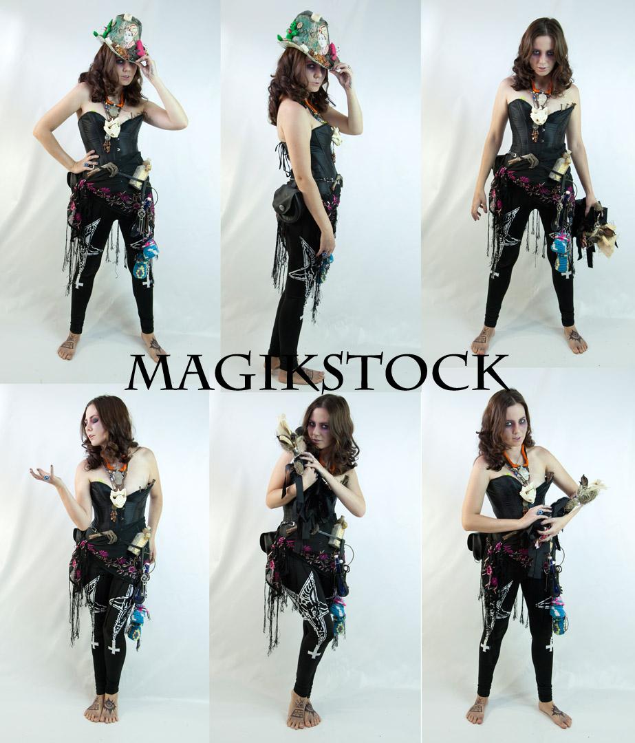 hoodoo set 1 by magikstock