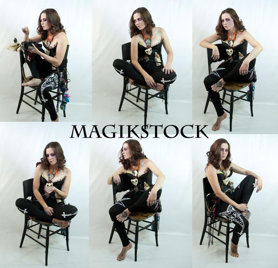 hoodoo set3 by magikstock