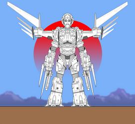 Archangel by wickedsteve
