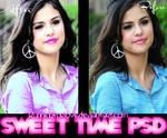 Sweet time PSD