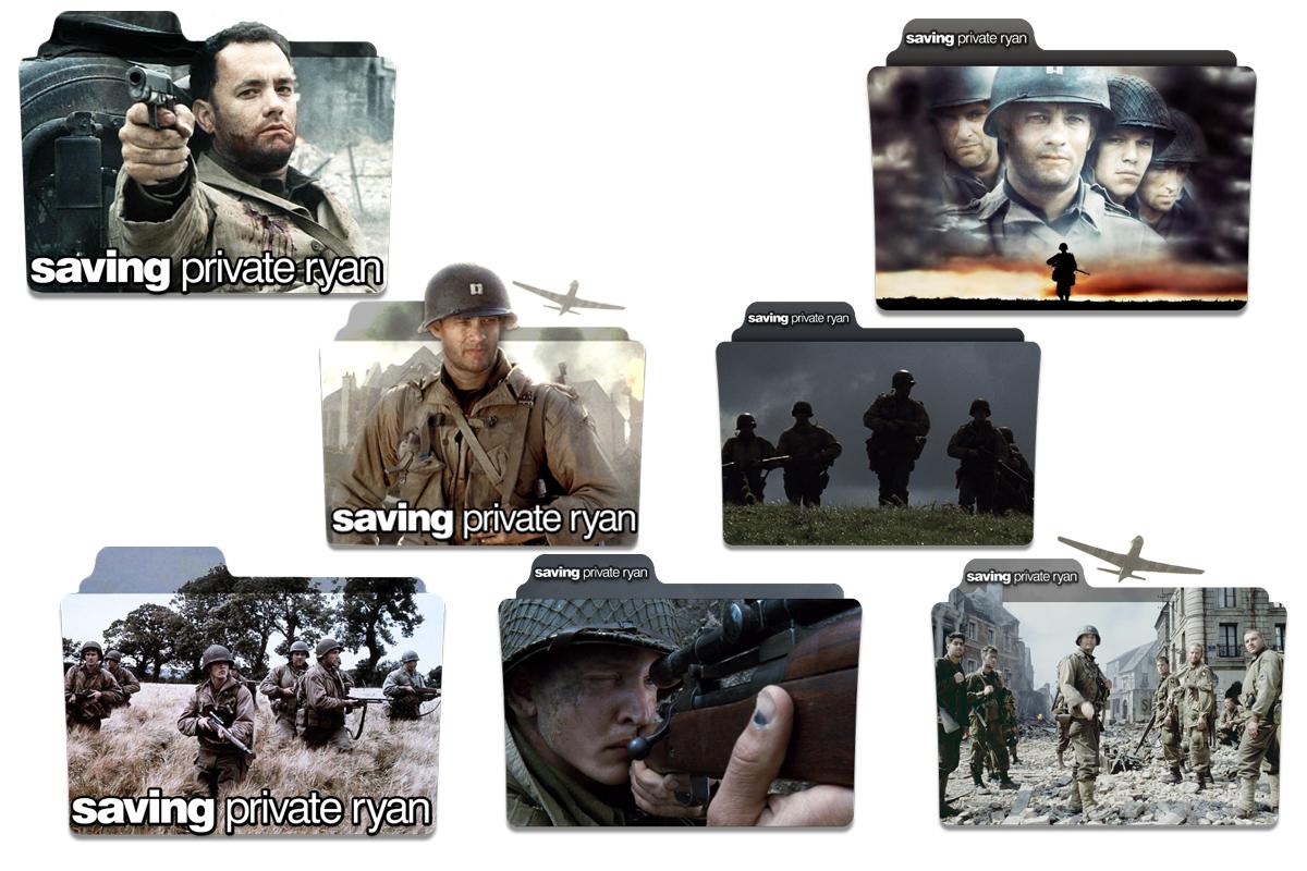 Saving Private Ryan 1998 Folder Icon Pack By Zsotti60 On Deviantart