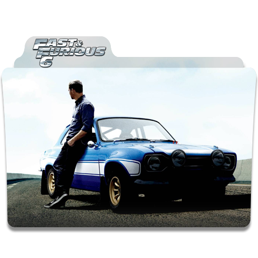 Fast And Furious 6 2013 Folder Icon By Zsotti60 On Deviantart