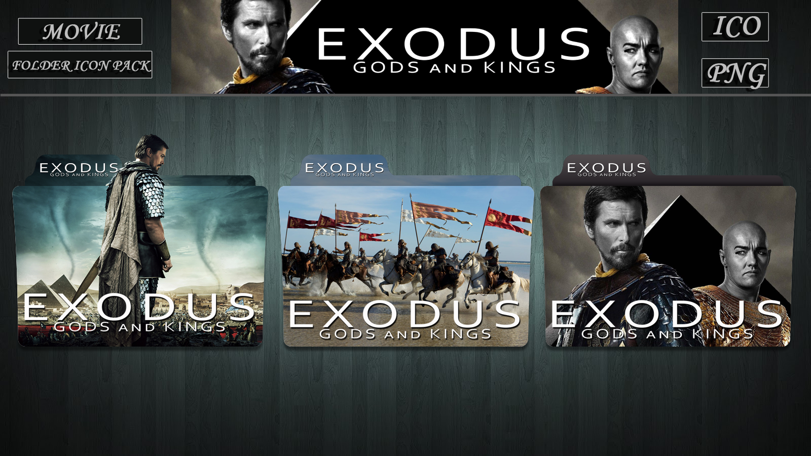Weird Ideas from Exodus Gods and Kings A Simple House