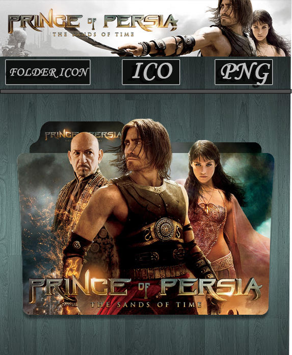 Prince Of Persia 2010 Folder Icon By Zsotti60 On Deviantart