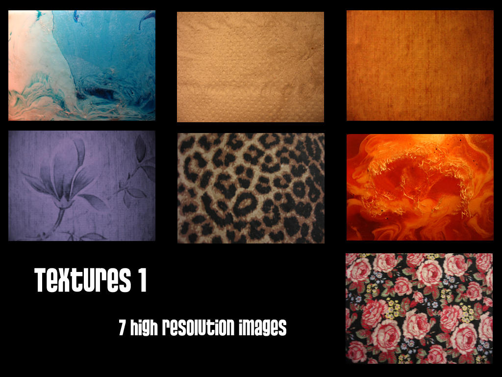 Textures pack 1 by Mithgariel-stock