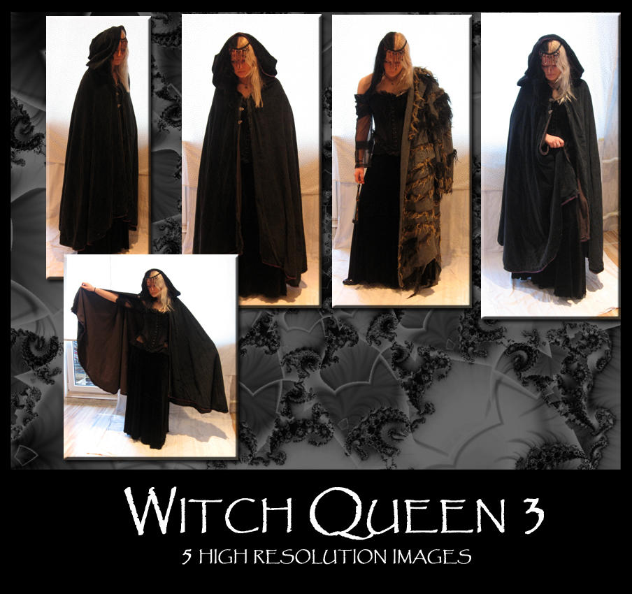 Witch Queen 3 stock pack by Mithgariel-stock