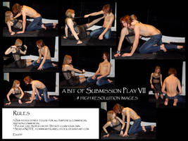 A bit of submission play VII by Mithgariel-stock
