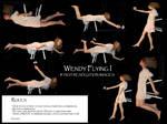 Wendy flying I