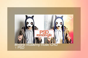 psd-file - my music by remon-gfx