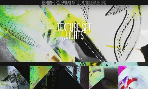 Texture Set 25 // LIGHTS by remon-gfx