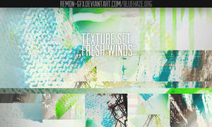 Texture Set 26 // Fresh Winds