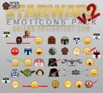 Star Wars Emoticons Pack v.2
