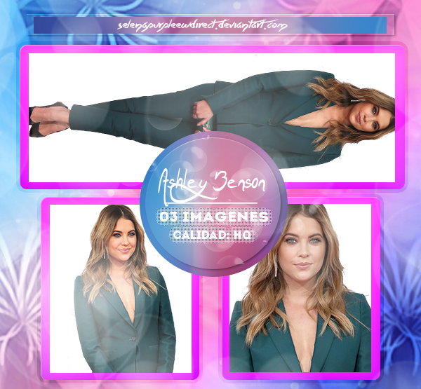 Pack PNG Ashley Benson #33 by SelenaPurpleewDirect on ...