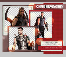 Pack PNG Chris Hemswoth ( Thor Ragnarok) #256