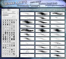Charfades 100+ Painter Brushes