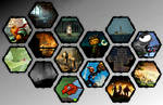 Indie Games Icons