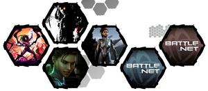 Starcraft 2 HotS + Battle.net