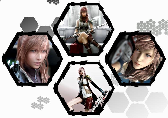 Final Fantasy XIII by WE4PONX