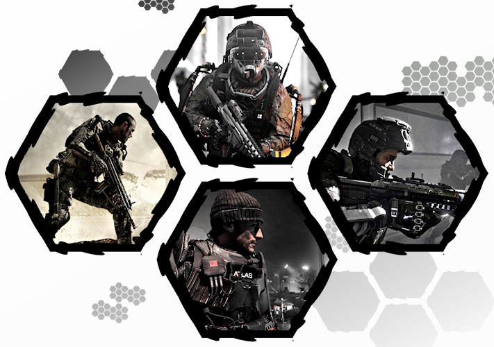 Call of Duty: Advanced Warfare by WE4PONX on DeviantArt