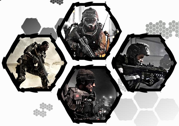 Call of Duty: Advanced Warfare by WE4PONX on DeviantArt