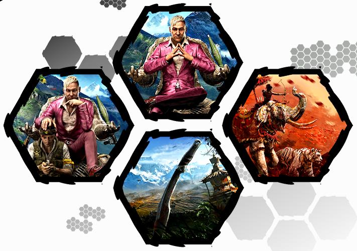 Far Cry 4 by WE4PONX