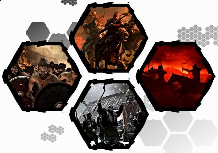 Total War: Attila by WE4PONX