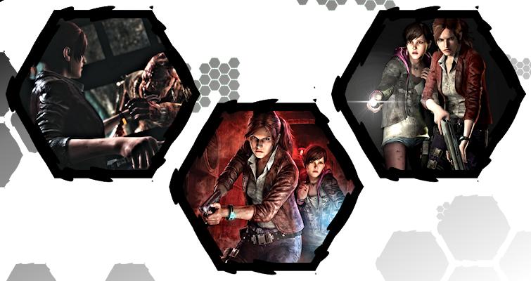 Resident Evil: Revelations 2 by WE4PONX