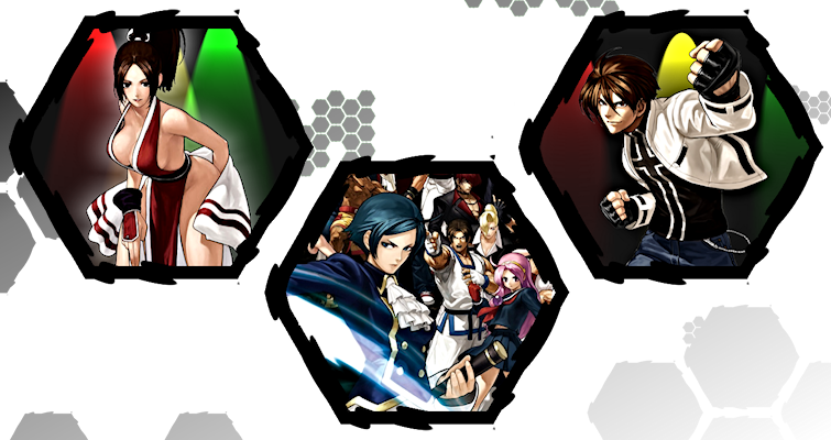 King of Fighters XIII by WE4PONX