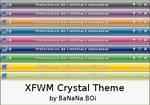 XFWM 4 Crystal Theme by BaNaNA-BOi