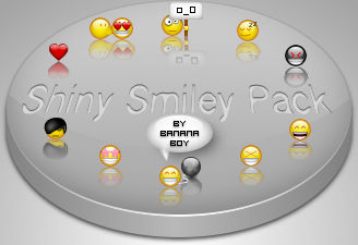 Shiny Smiley Pack