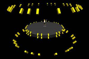 Kagamine Stage 1 - DL by EmeliaKanson91