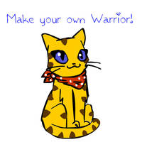 Make your own Warrior by HGNDS