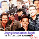 Logan Henderson 10 Pngs